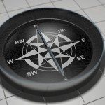 Modeling and Texturing a Compass