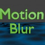 Creating Motion Blur in Blender